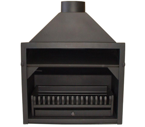 Build-in Fireplaces
