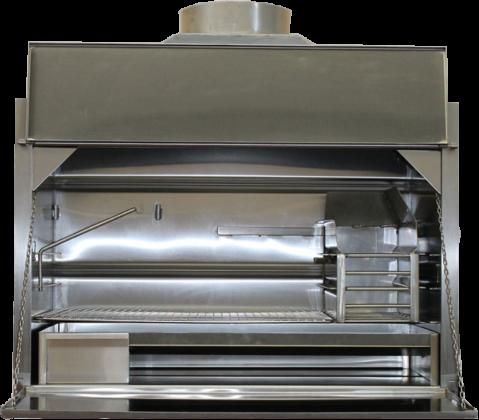 304 Stainless Steel Built-in Braai