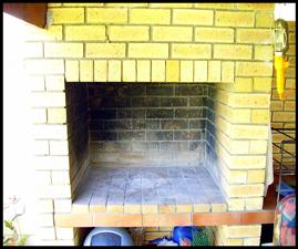 Brick Braai opening